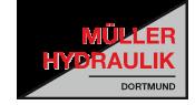 Müller Hydraulik GmbH + Co. KG – Dortmund | Kontakt | Hydraulikschläuche, Systemlösungen, Service, etc. Logo